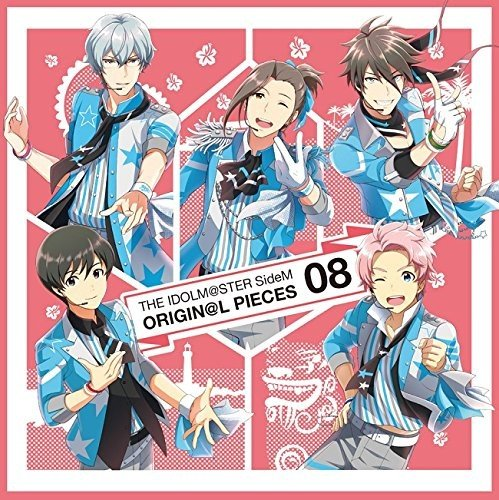 THE IDOLM@STER SideM ORIGIN@L PIECES 08
