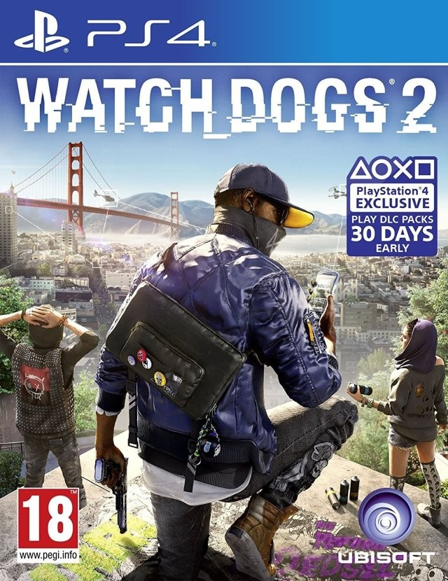 Watch Dogs 2 看门狗2