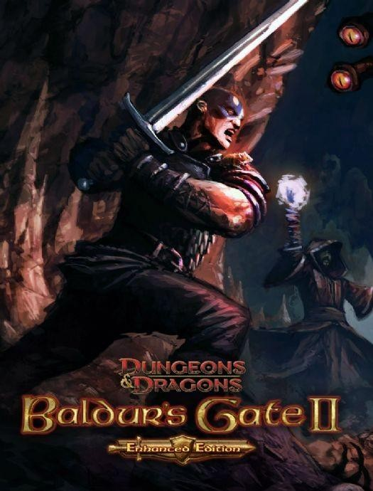 Baldur's Gate II: Enhanced Edition 博德之门2:增强版