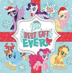 My Little Pony: Friendship is Magic: Best Gift Ever 我的小马驹:2018年圣诞特辑