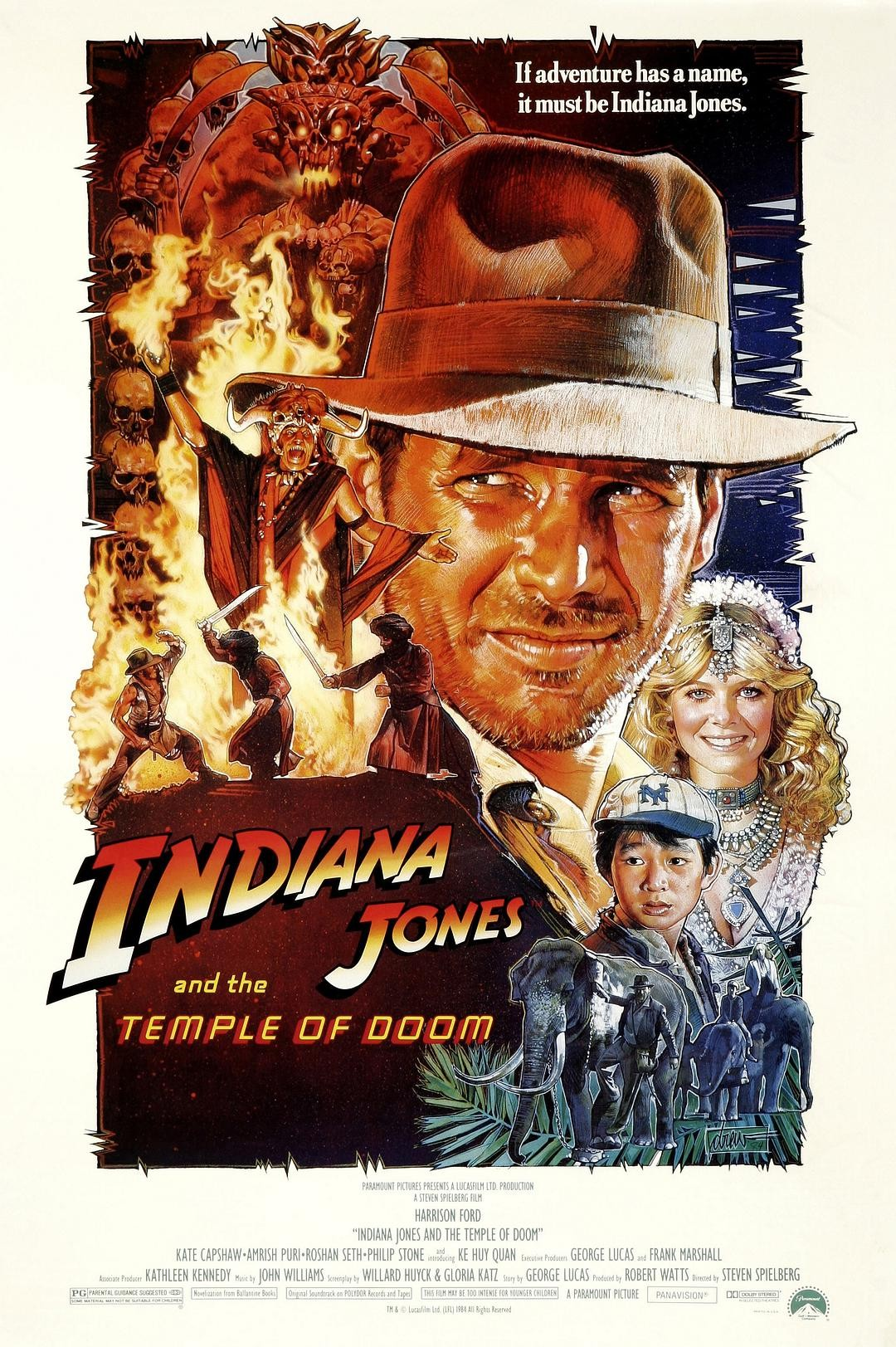 Indiana Jones and the Temple of Doom (1984) 夺宝奇兵2