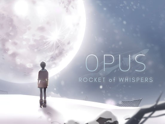 OPUS: Rocket of Whispers OPUS 灵魂之桥