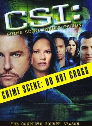 CSI: Crime Scene Investigation Season 4 犯罪现场调查 第四季