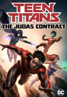 Teen Titans: The Judas Contract 少年泰坦:犹大契约