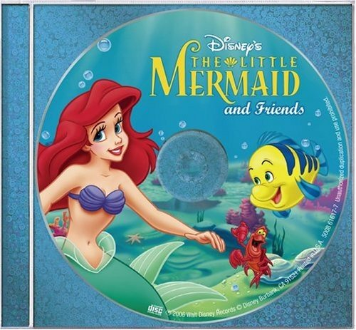 Little Mermaid & Friends (An Original Walt Disney Records Soundtrack) 小美人鱼和伙伴