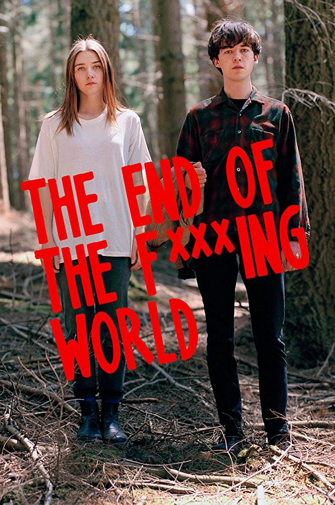 The End of the F***ing World Season 1 去他妈的世界 第一季