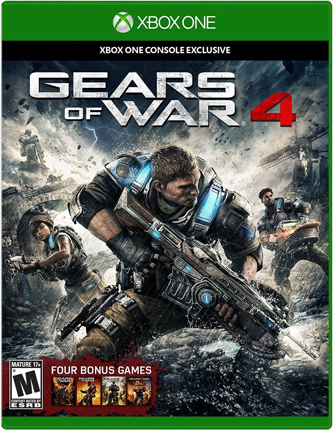Gears of War 4 战争机器4
