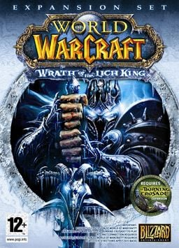 World of Warcraft: Wrath of the Lich King 魔兽世界:巫妖王之怒