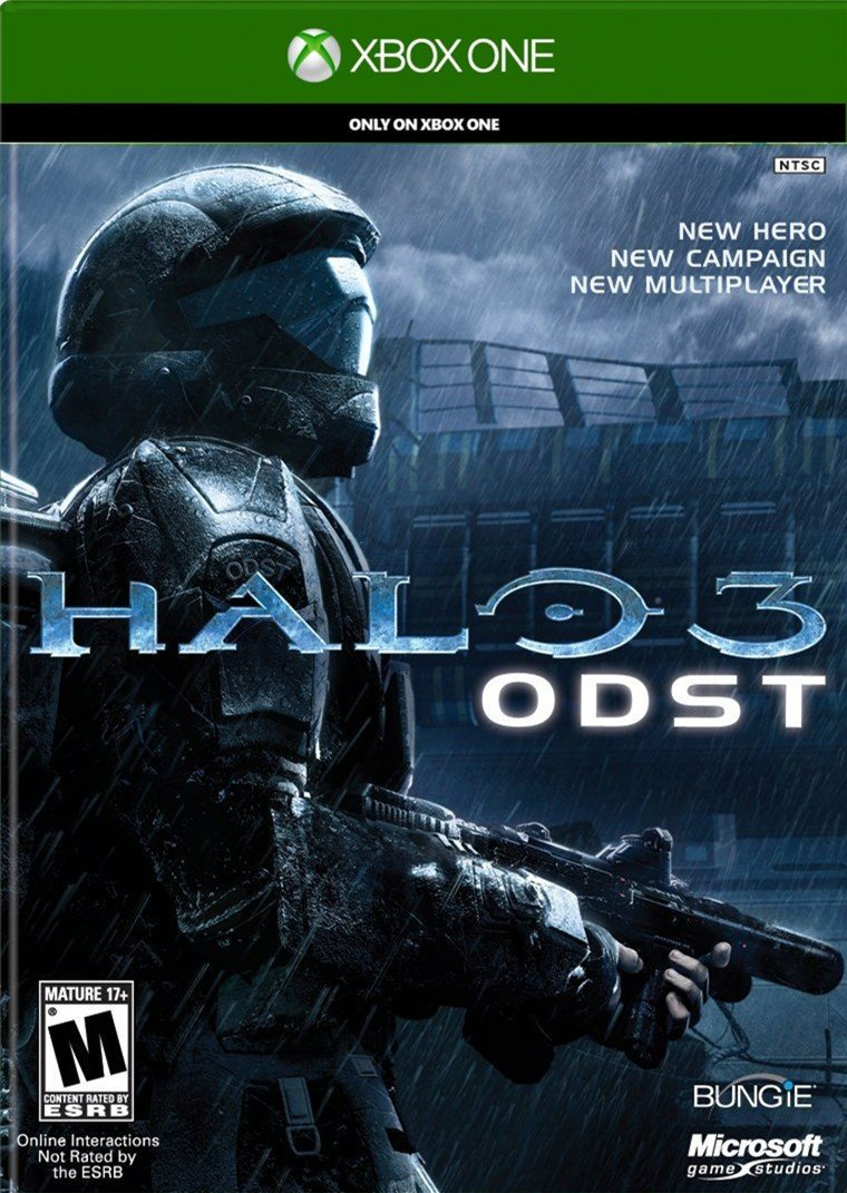 Halo 3:ODST Remastered 光环3:ODST 重制