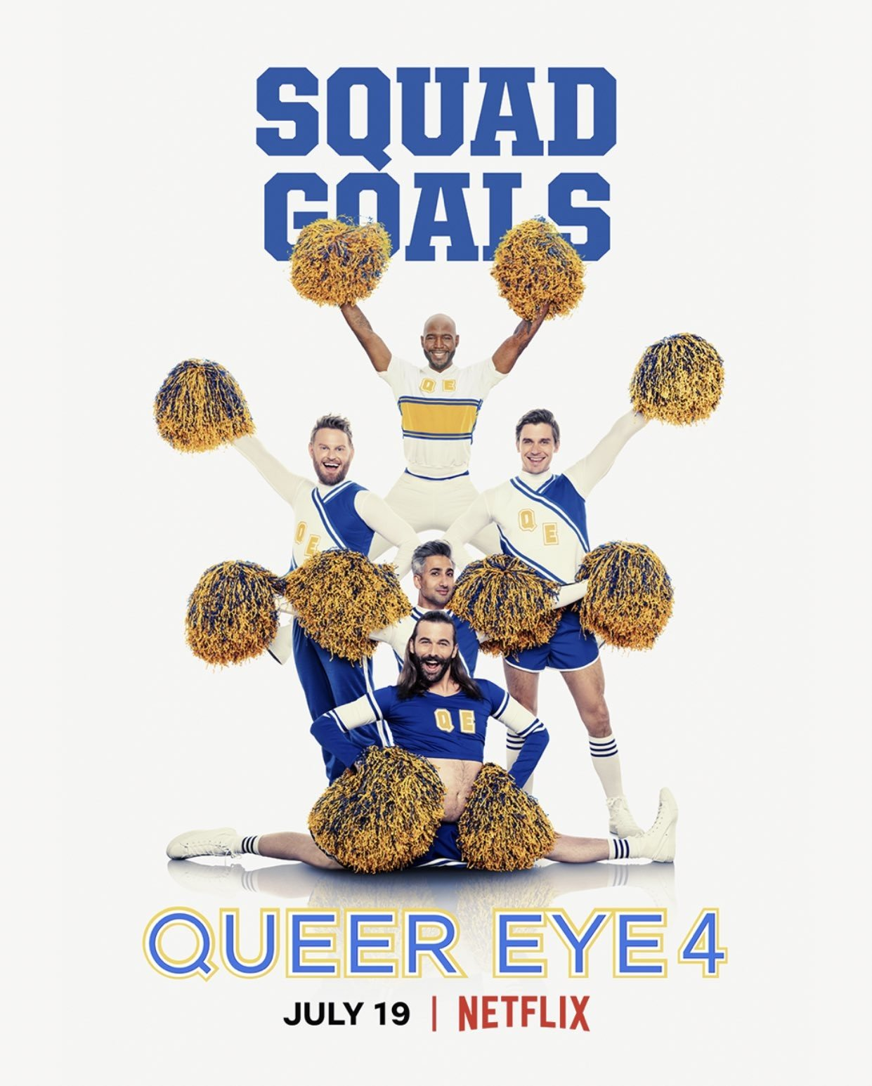 Queer Eye Season 4 粉雄救兵 第四季