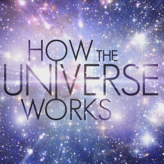 How the universe works season music 了解宇宙如何运行 音乐