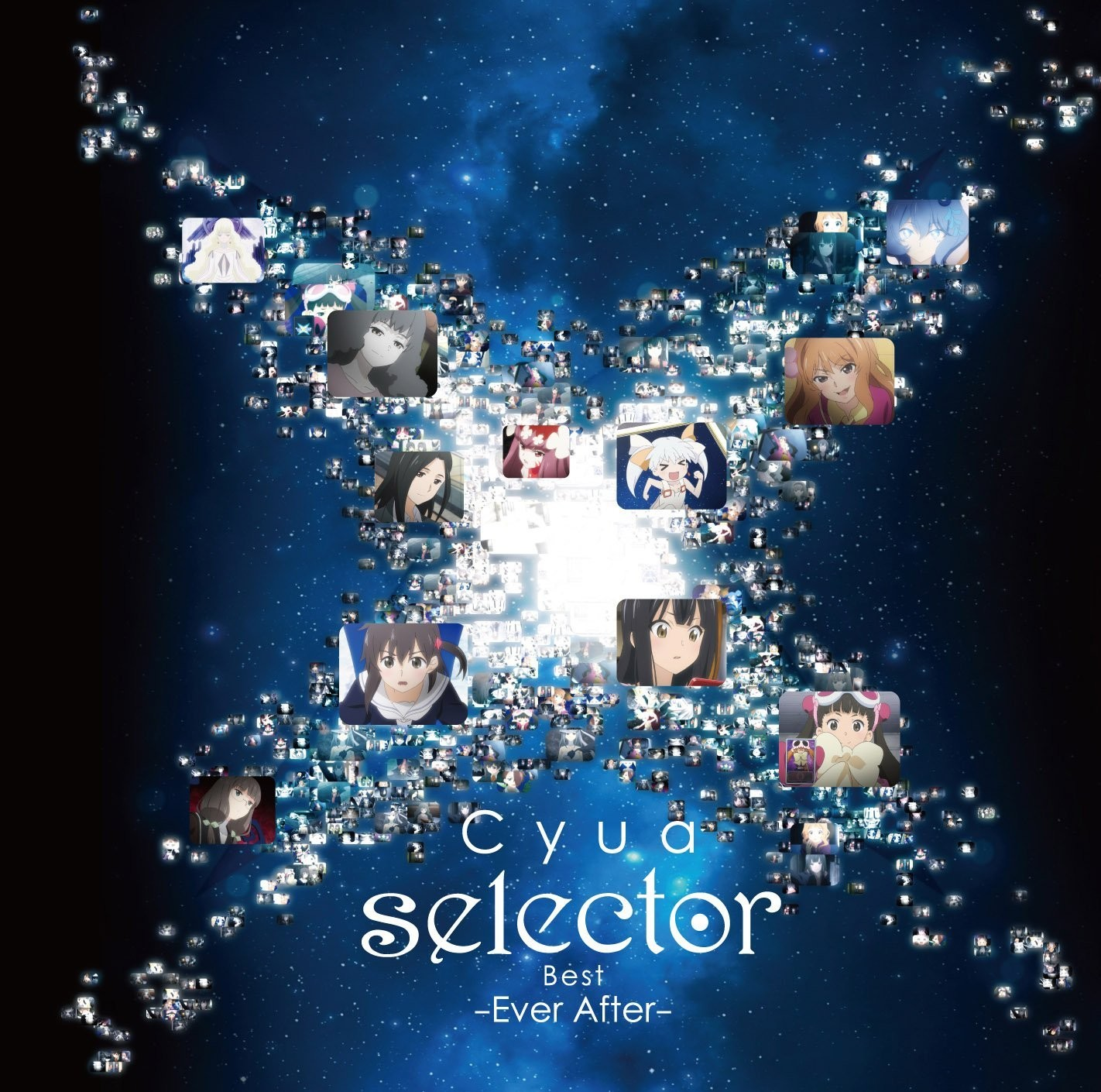Cyua/「selector」Best –Ever After-