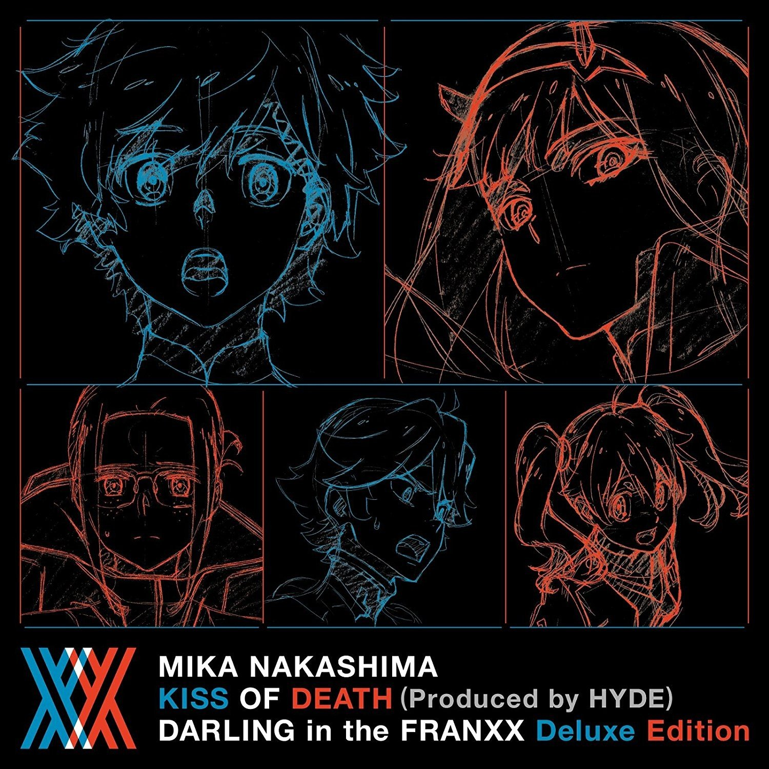 KISS OF DEATH(Produced by HYDE) ダーリン・イン・ザ・フランキスDeluxe Edition