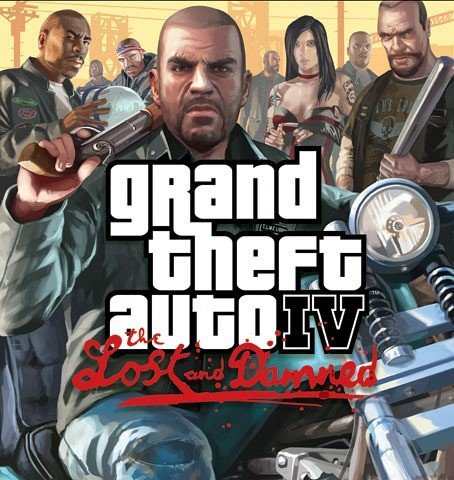Grand Theft Auto IV:The Lost and Damned 侠盗猎车手4 失落与诅咒