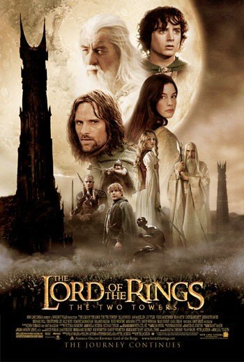 The Lord of the Rings: The Two Towers 魔戒2:双塔奇兵