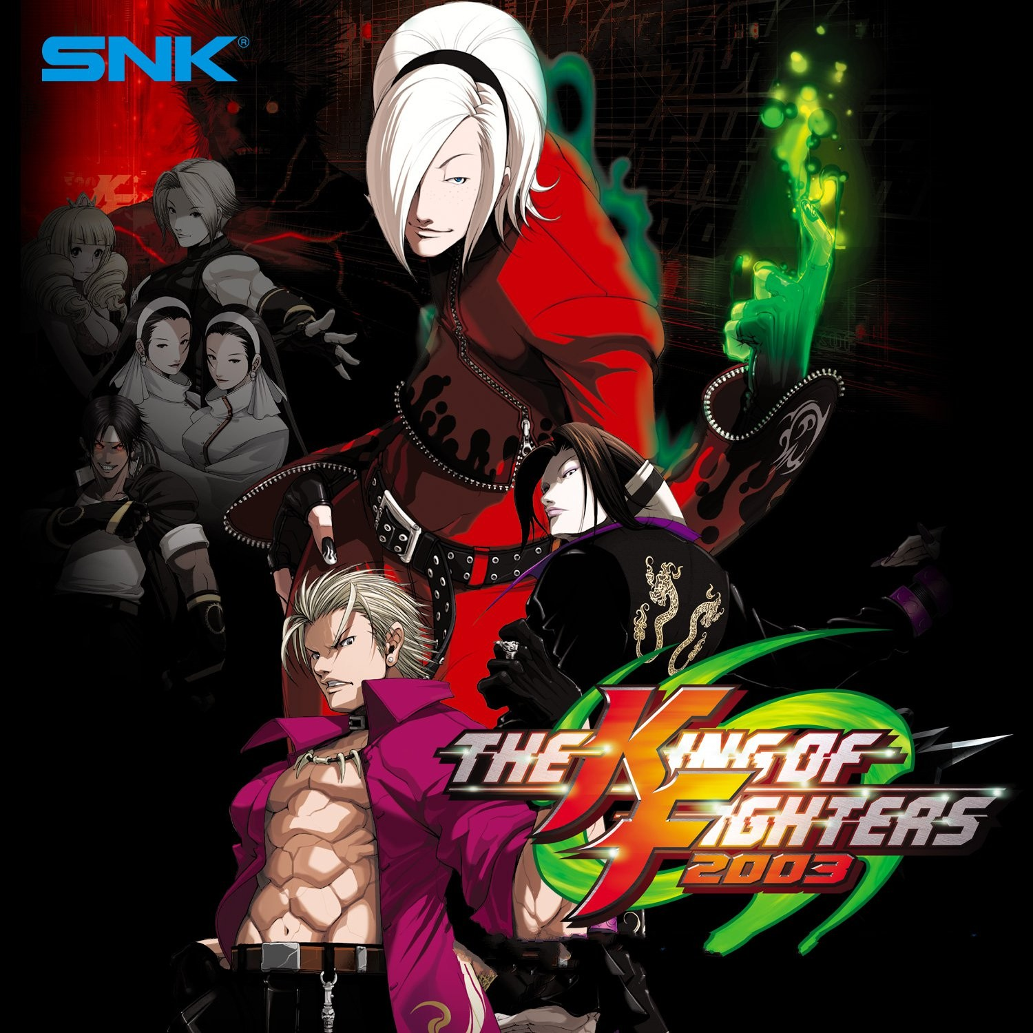 THE KING OF FIGHTERS 2003 拳皇2003