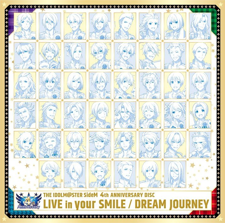 LIVE in your SMILE / DREAM JOURNEY