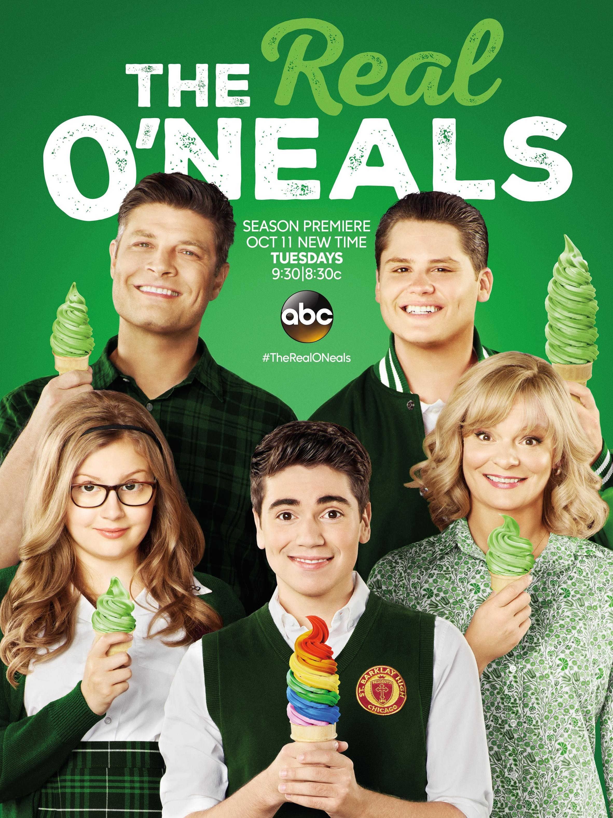 The Real O'Neals Season 2 出柜家庭 第二季