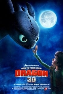 How to Train Your Dragon 驯龙高手