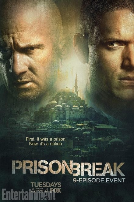 Prison Break:Sequel 越狱 重启剧