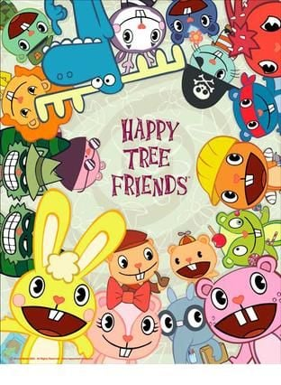 Happy Tree Friends 欢乐树伙伴