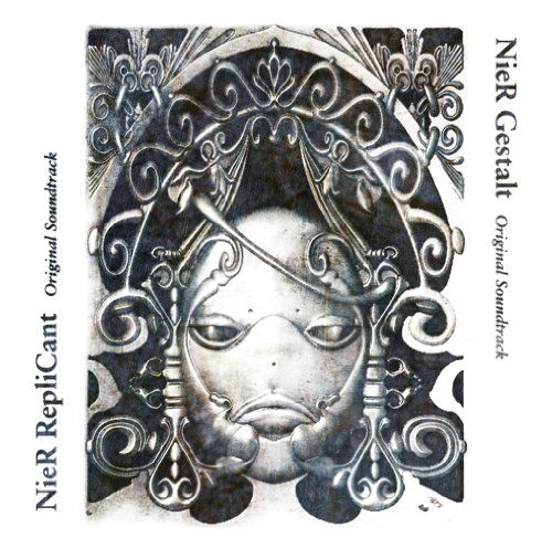 NieR Gestalt & Replicant Original Soundtrack 尼尔 完全形态&伪装者 OST