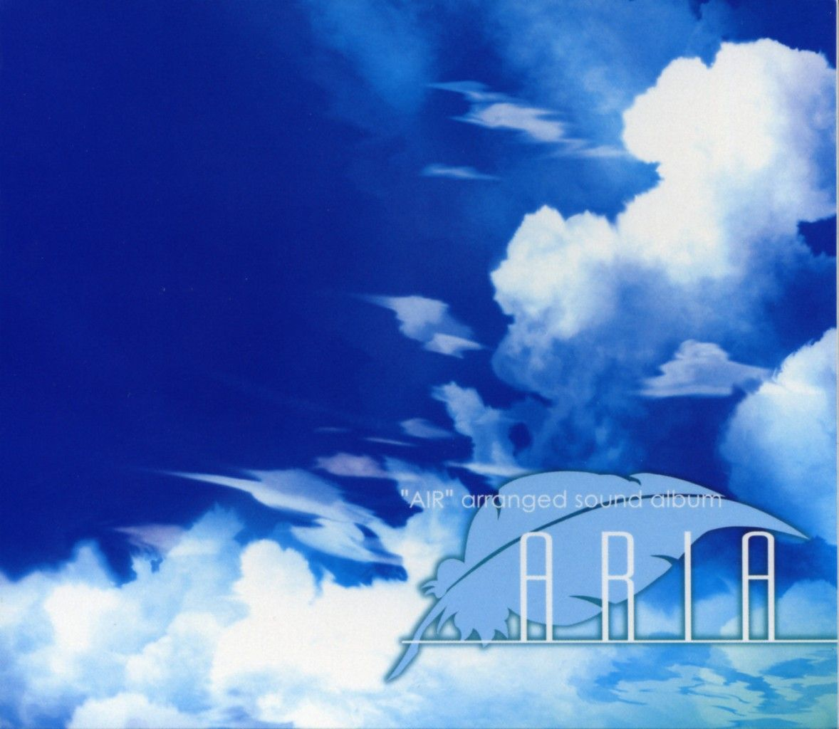 """AIR"" arranged sound album ARIA"