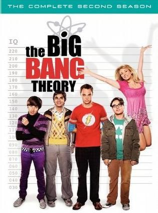 The Big Bang Theory (Season 2) 生活大爆炸 第二季