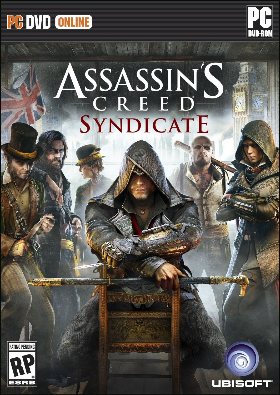 Assassin's Creed: Syndicate 刺客信条:枭雄