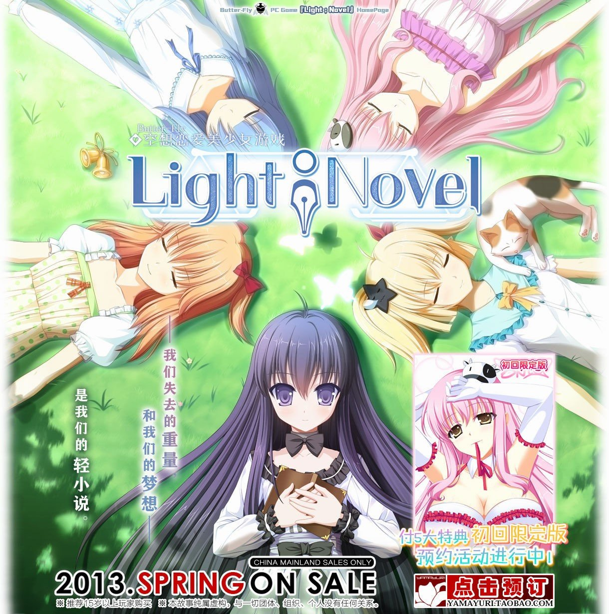 Light;Novel 轻小说