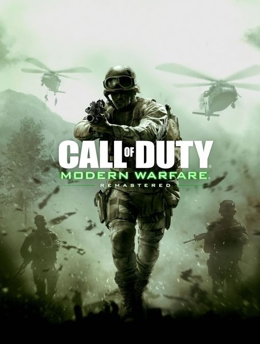 Call of Duty : Modern Warfare Remastered 使命召唤4::现代战争 重制版
