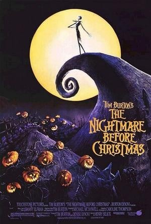 The Nightmare Before Christmas 圣诞夜惊魂
