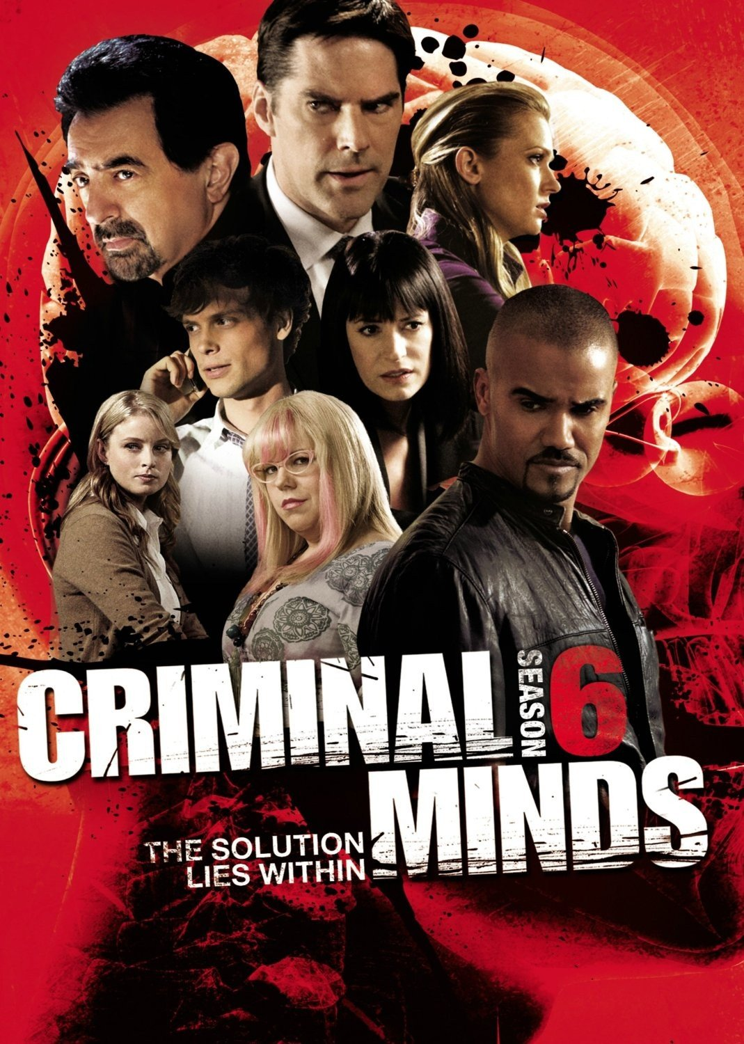 Criminal Minds (Season 6) 犯罪心理 第六季