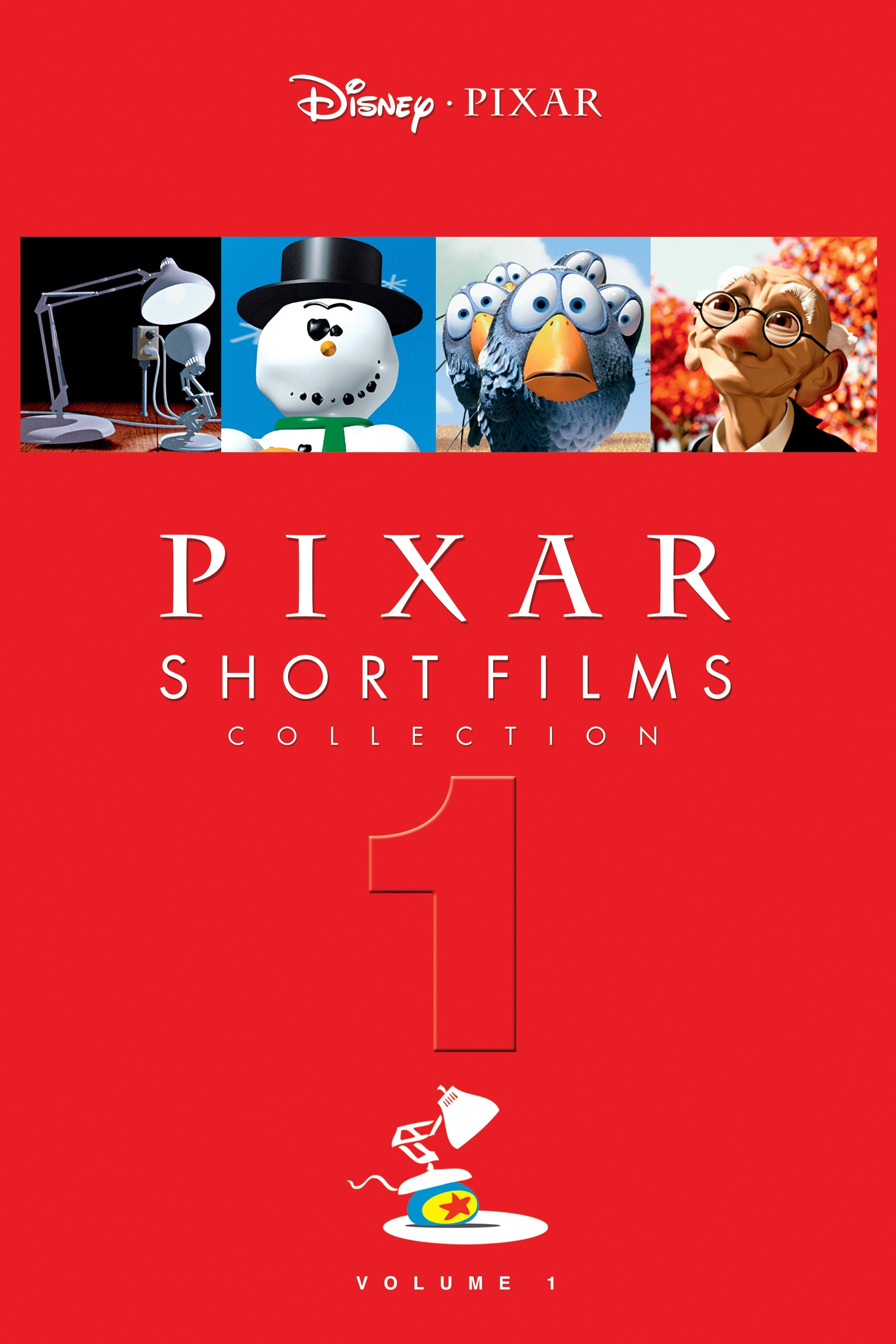 Pixar Short Films Collection, Volume 1 皮克斯动画短片集