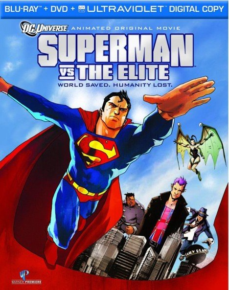 Superman vs. The Elite 超人大战极英盟