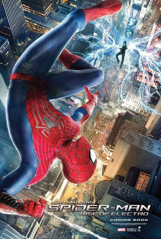 The Amazing Spider-Man 2 超凡蜘蛛侠2