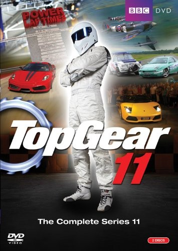 Top Gear Season11 最高档位