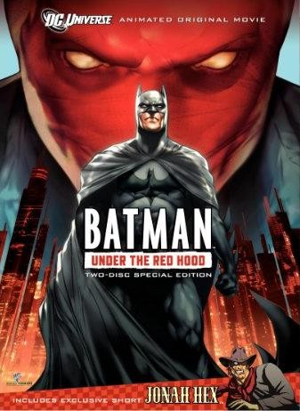 Batman: Under the Red Hood 蝙蝠侠:红头罩之下
