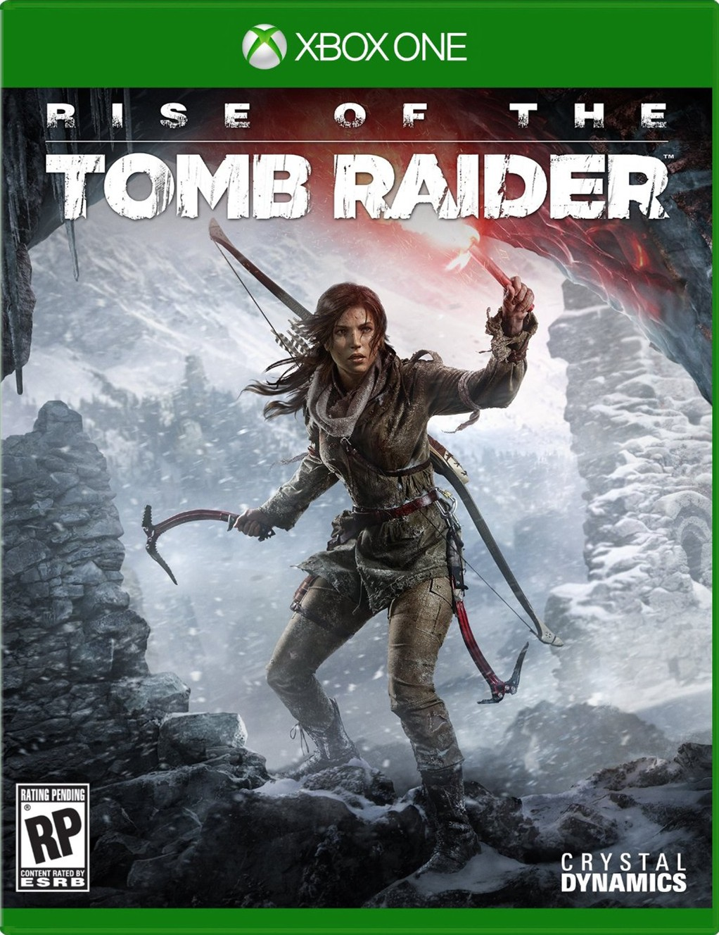 Rise of the Tomb Raider 古墓丽影:崛起