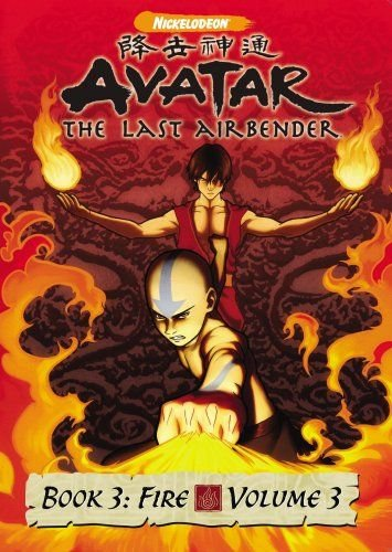 Avatar:The Last Airbender Season 3 降世神通:最后的气宗 第三季