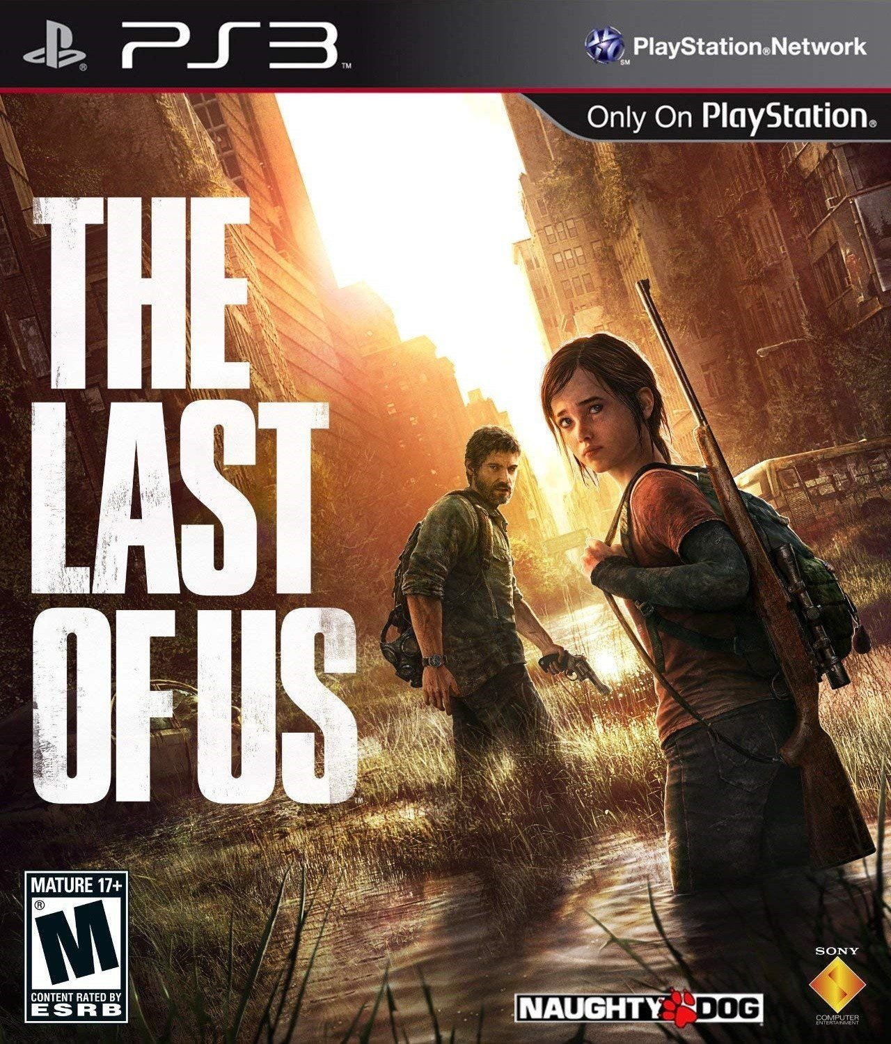 The Last of Us 最后生还者