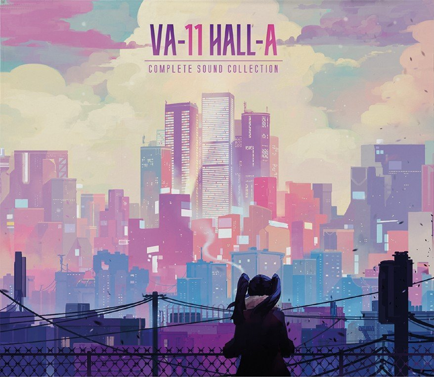 VA-11 HALL-A COMPLETE SOUND COLLECTION