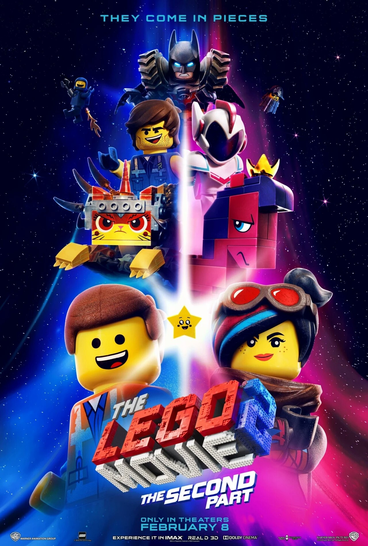 The Lego Movie 2: The Second Part 乐高大电影2