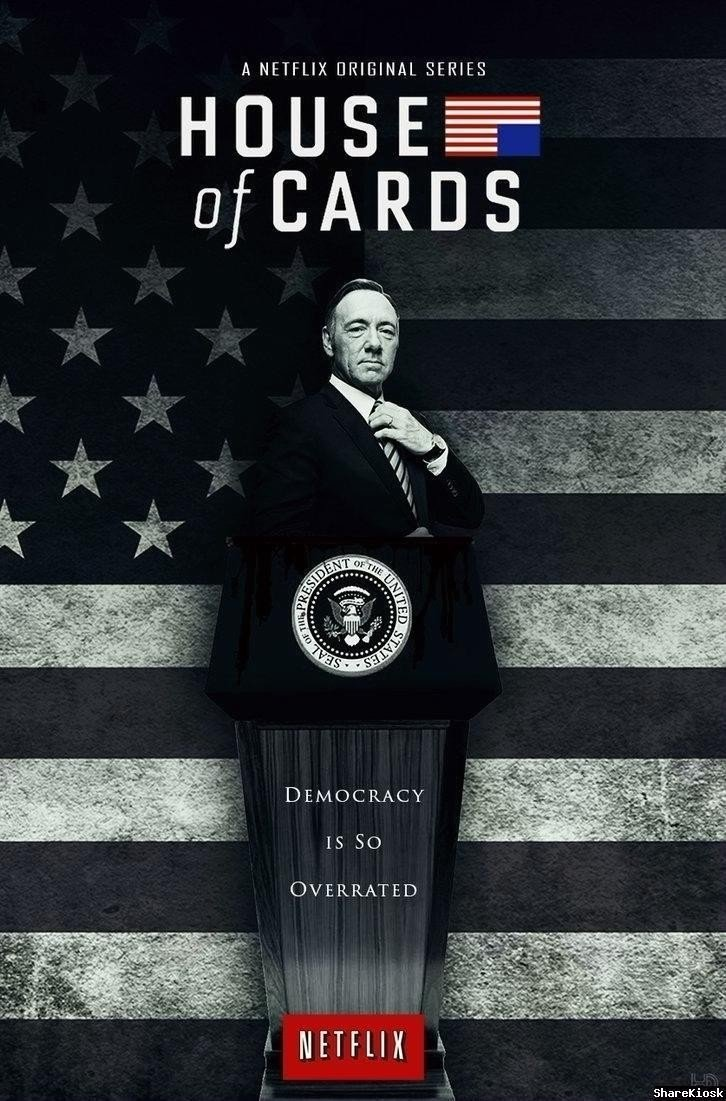 House of Cards (season 5) 纸牌屋 第五季