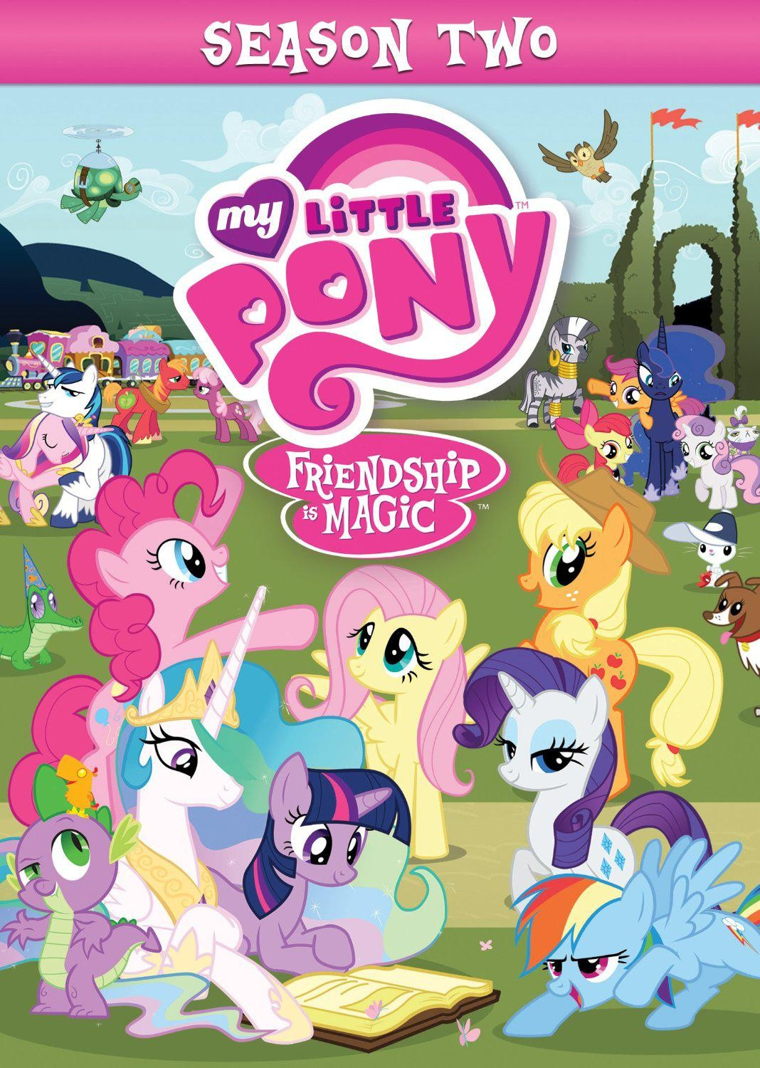 My Little Pony: Friendship Is Magic : S2 小马驹G4 第二季