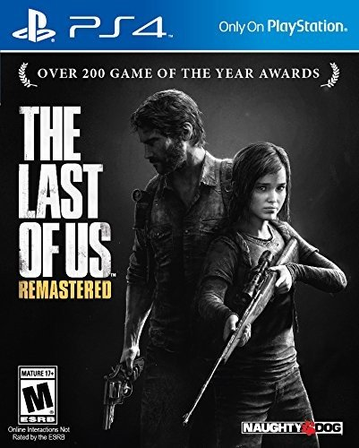 The Last of Us Remastered 最后生还者 重制版