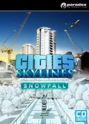 Cities: Skylines - Snowfall 都市:天际线 - 降雪