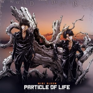 "WILD ADAPTER MINI ALBUM ""Particle of Life"""