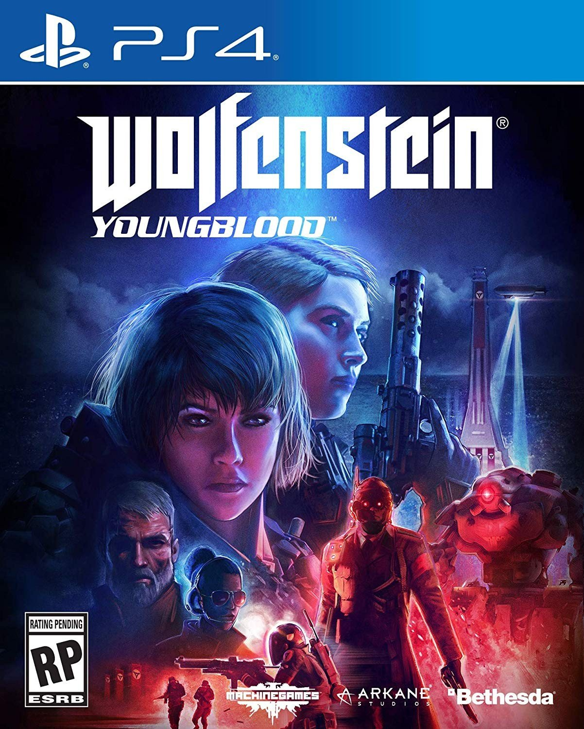 Wolfenstein: Youngblood 德军总部:新血脉