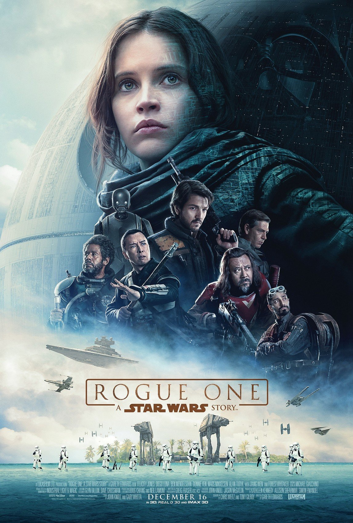 Rogue One: A Star Wars Story 侠盗一号:星球大战外传